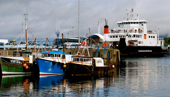Mallaig. Photo: author.