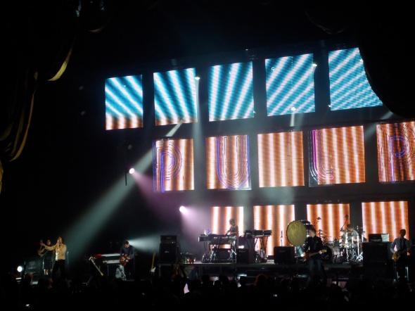 Pulp at Radio City.