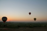 Ballooning Over Thebes
