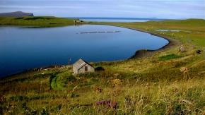Trumpan, Isle of Skye. Photo by author.