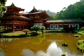 Byodo-in Temple, O'ahu