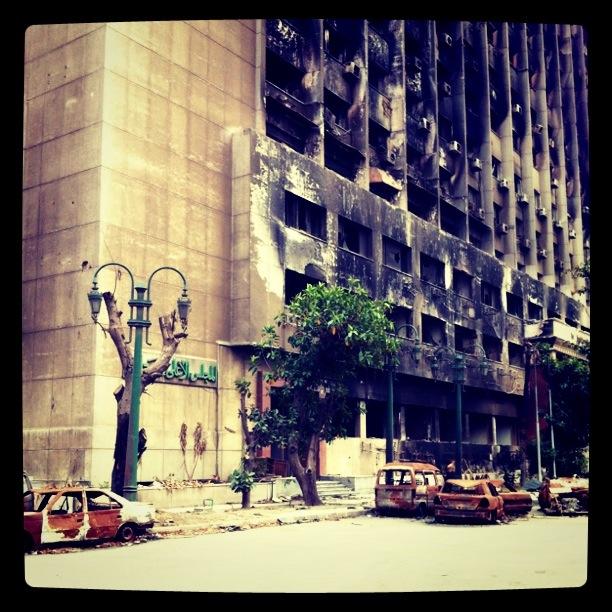 Cairo, Egypt. February 2012