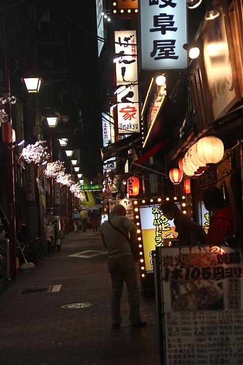 Shinjuku Alley