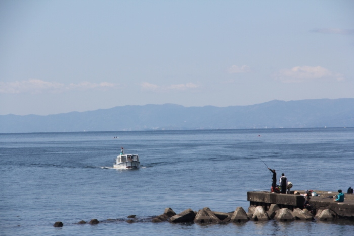 Enoshima Boat