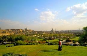 Al-Azhar Park, Cairo