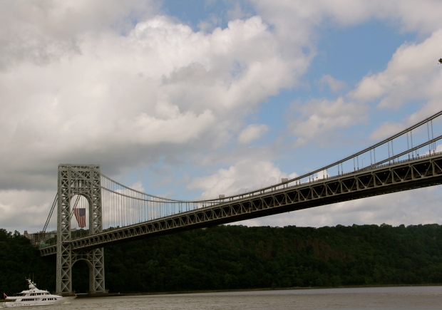Ft. Washington Bridge.