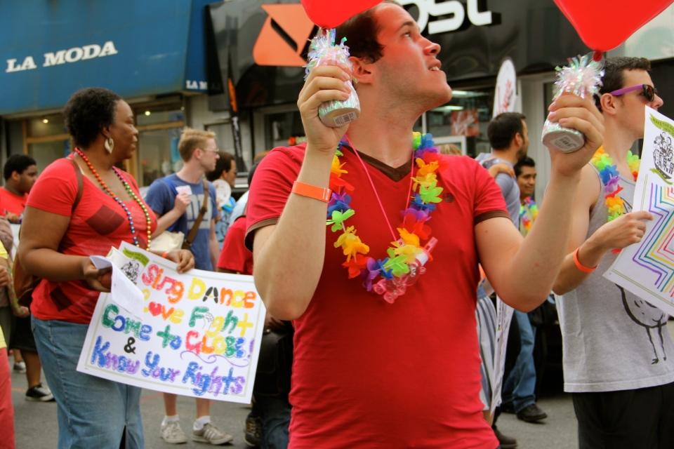 Bushwick Pride.