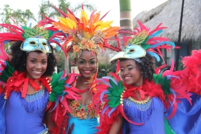 Postcard from Grenada: Sandals LaSource Grand Opening