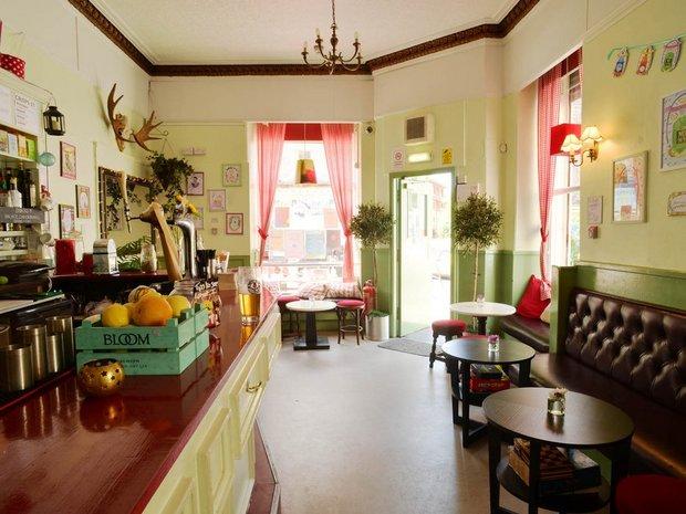 Boda Bar, Leith