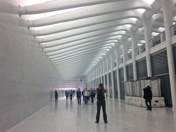PATH Station at WTC