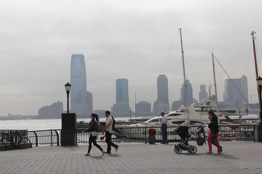 Waterfront Plaza