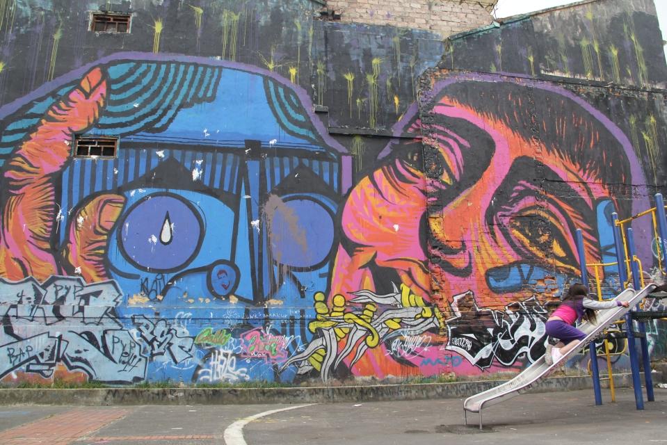 Bastardilla, Bogotá
