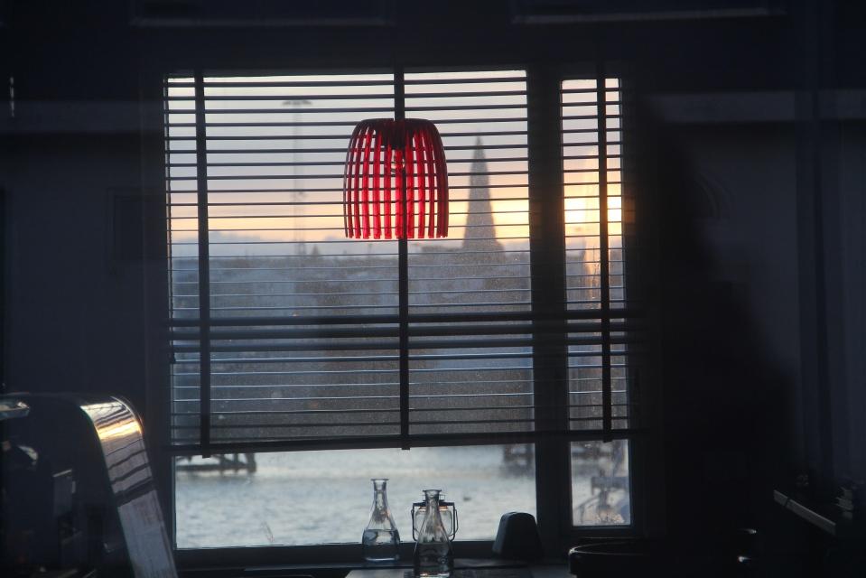Reykjavik-Cafe