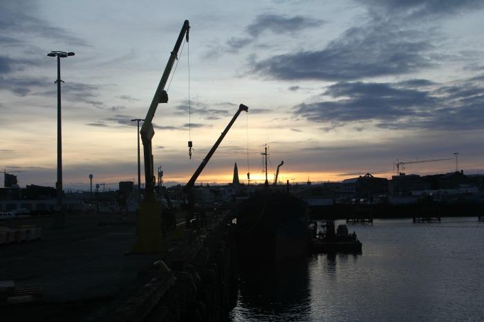 ReykjavikHarbourMorning