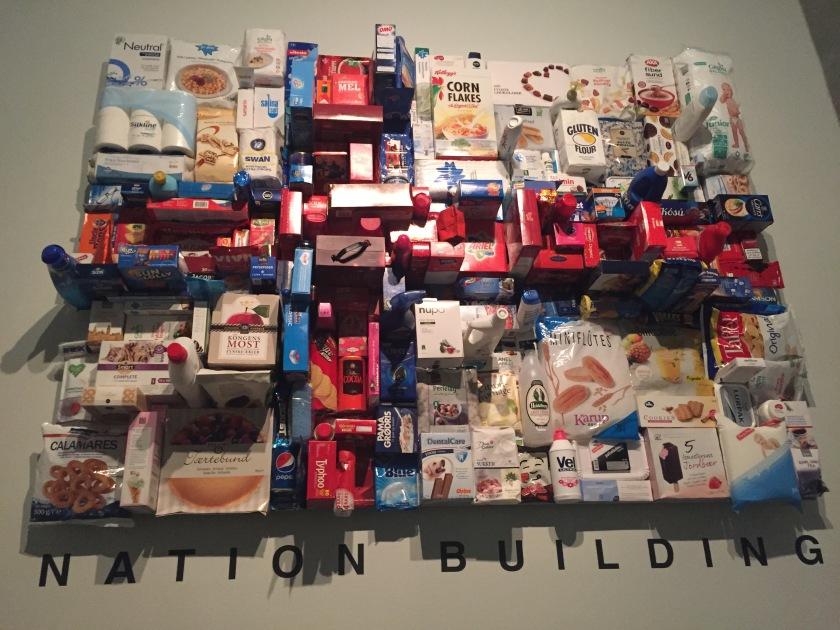 """""""Nation Building"""" by Edward Fuglø"""