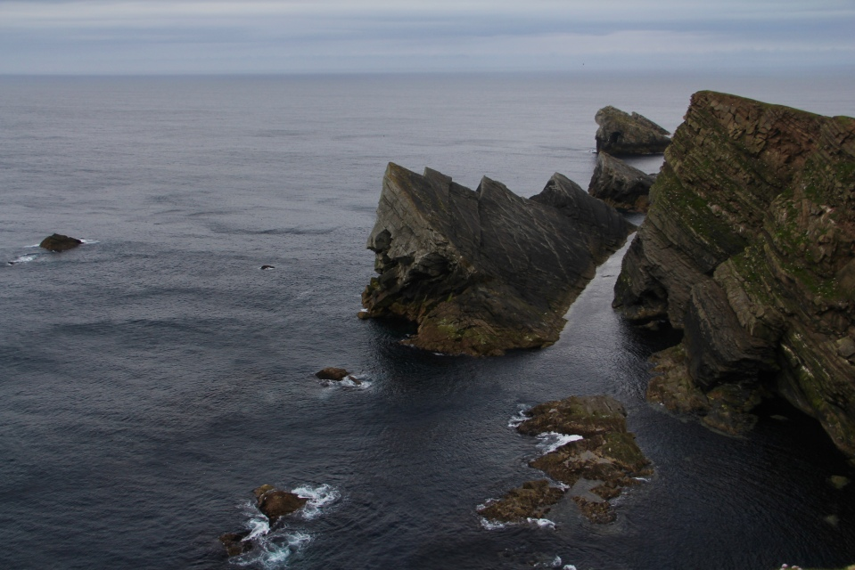Foula Edge of the World