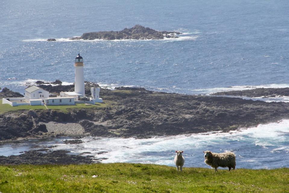 Fair Isle South Lighthouse 2